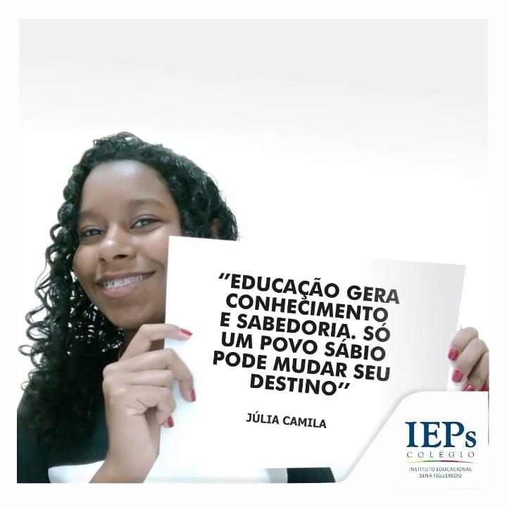 IEPS Caeté - Crescer juntos - Isso Faz Toda a Diferença